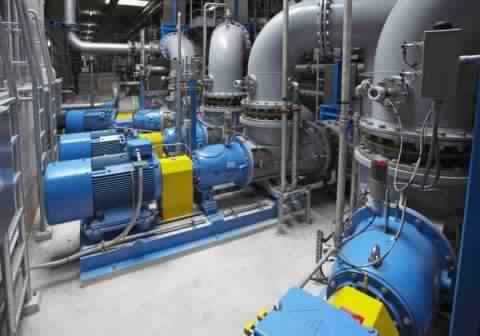 Egger Recirculation Sludge pumps
