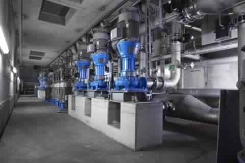 Badische Stahlwerke Egger pump