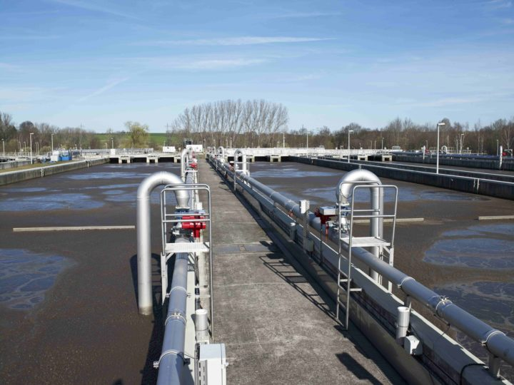 Energy saving with Iris® Diaphragm Control Valves on WWTP Chemnitz