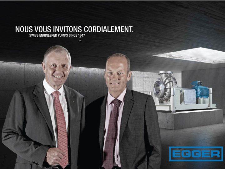 Séminaire Industrie à Cressier, Suisse, le 8 Sept. 2017