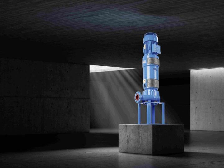 Innovatives Abwasserkonzept mit neuem Ability Smart Sensor und wartungsfreien Pumpwerken