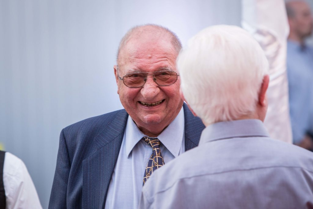 60 Anniversary Egger Mannheim Guest
