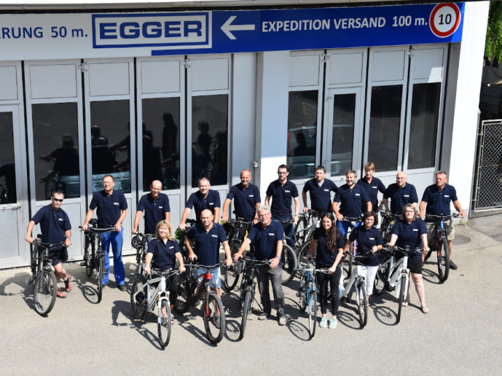 Egger relies on Smooth Mobility