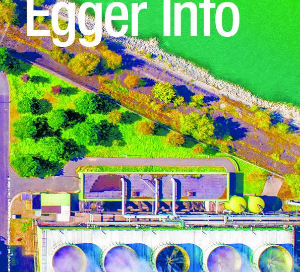 Egger Info Magazin Frühjahr 2020