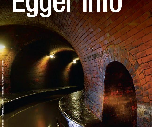 Egger Info Magazine – Fall 2019