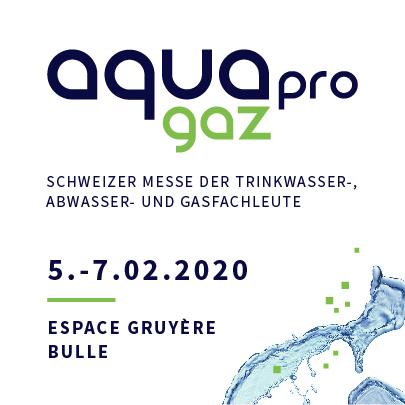 Aquapro Gaz Rendez-vous vom 5-7.02.2020