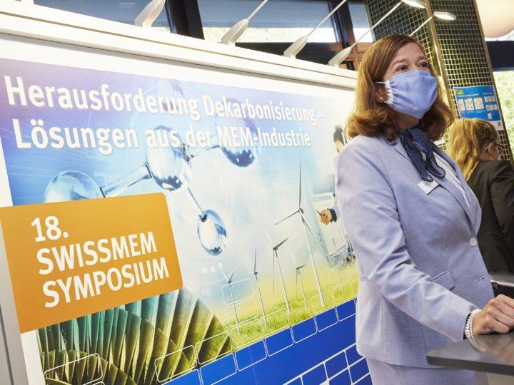 Swissmem Symposium zum Thema Dekarbonisierung