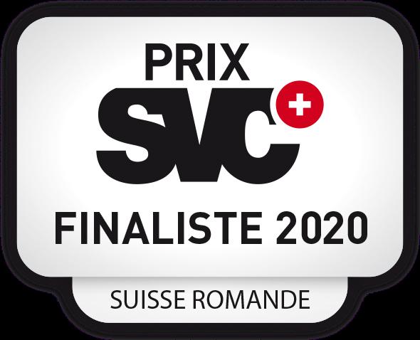 Emile Egger & Cie SA ist Finalist des SVC-Preises