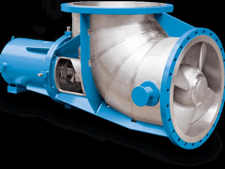 Testen von Rohrbogen-Pumpen unter realen Bedingungen