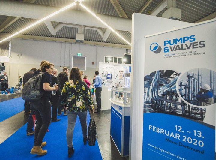 Pumps & Valves in Dortmund vom 12.-13. Februar 2020